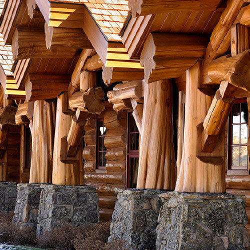 Log Home Marketing