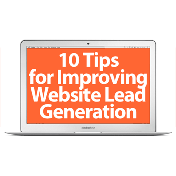 website lead generation tips