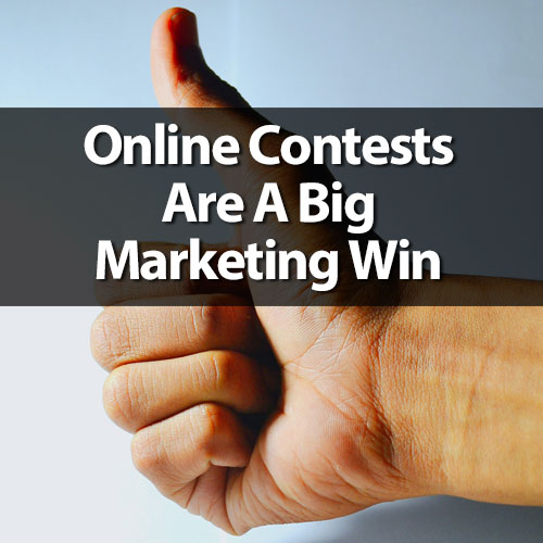 online contest marketing