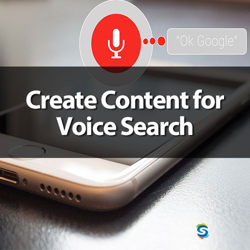 Create Content for Voice Search and Capture the Answer Box