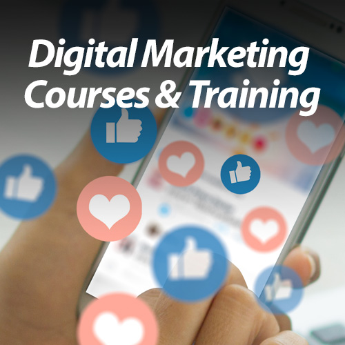 digital marketing online courses and training