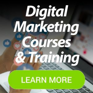 online digital marketing courses and training
