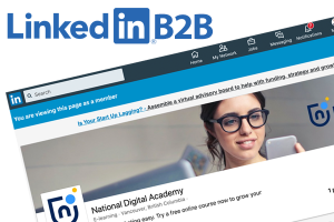 linkedin b2b marketing posting quick guide