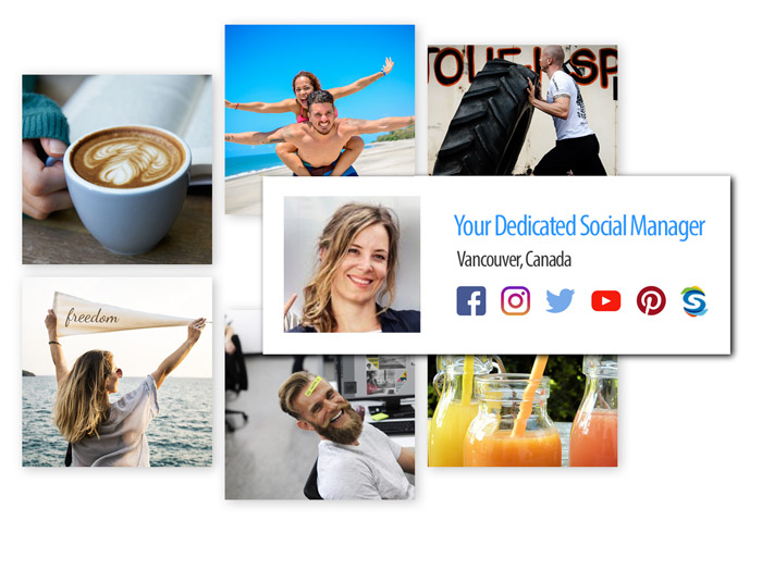 Social Media Post Ideas - Small Business Social Content Subscription