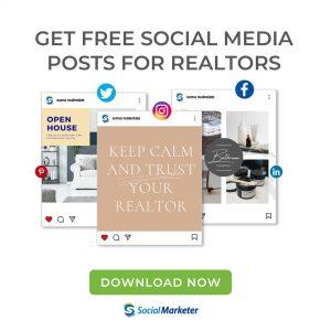 free social media post ideas for real estate