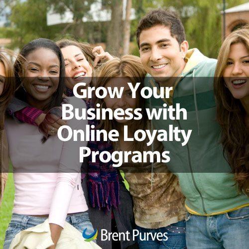 online loyalty program marketing