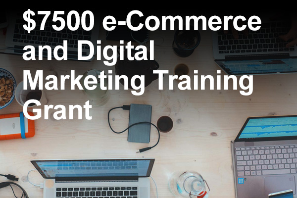 covid digital marketing online training grant for small business bc canada